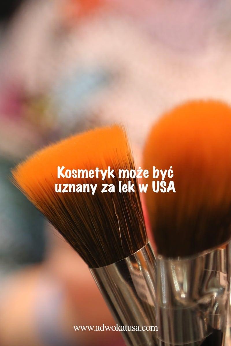 składniki kosmetyków sprzedawanych w USA